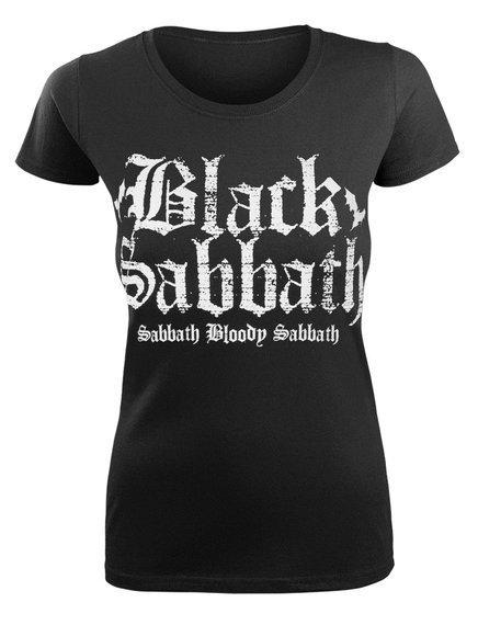bluzka damska BLACK SABBATH - SABBATH BLOODY SABBATH