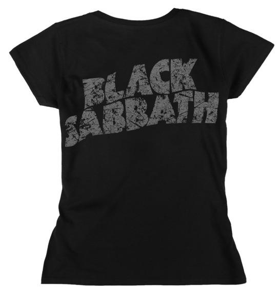 bluzka damska BLACK SABBATH - SAW