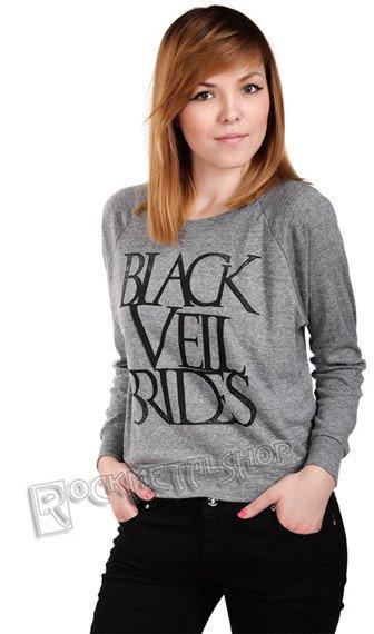 bluzka damska BLACK VEIL BRIDES - LOGO