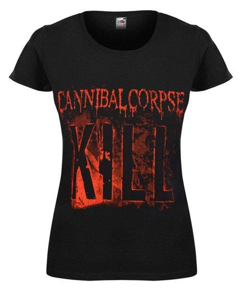 bluzka damska CANNIBAL CORPSE - KILL