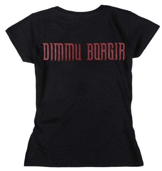 bluzka damska DIMMU BORGIR - IN SORTE DIABOLI