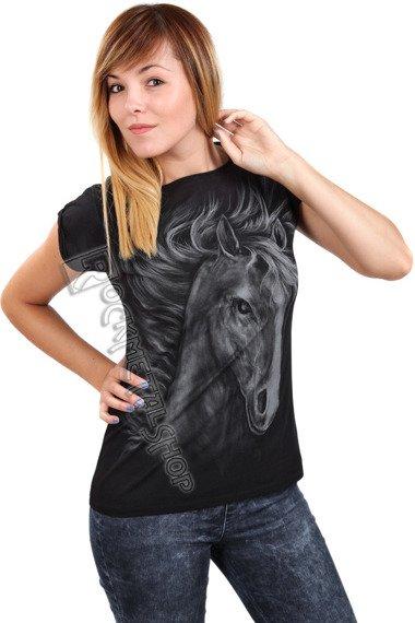 bluzka damska INTO THE WILD - HORSE 1