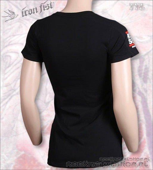 bluzka damska  IRON FIST - S8N (BLACK) \