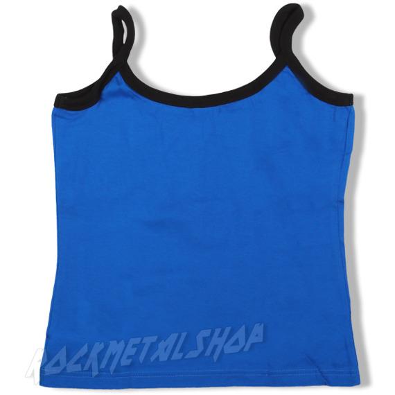 bluzka damska JAMAICA niebieska