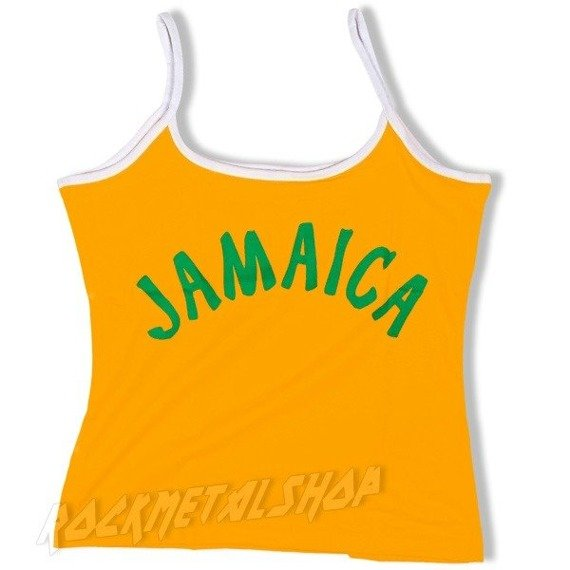 bluzka damska JAMAICA żółta