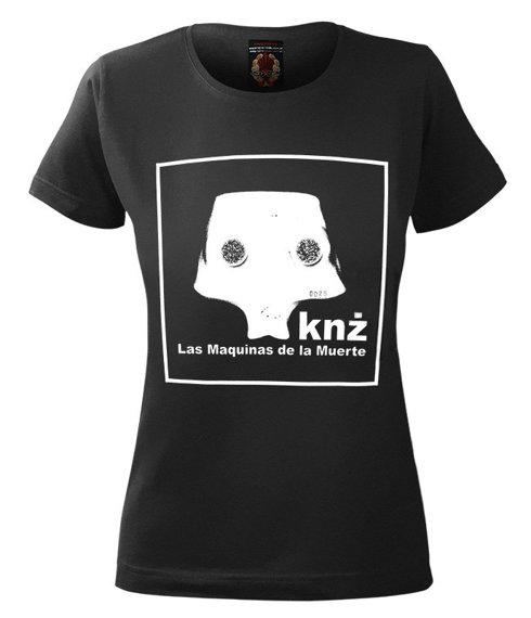 bluzka damska KNŻ KAZIK NA ŻYWO - LAS MAQUINAS DE LA MUERTE