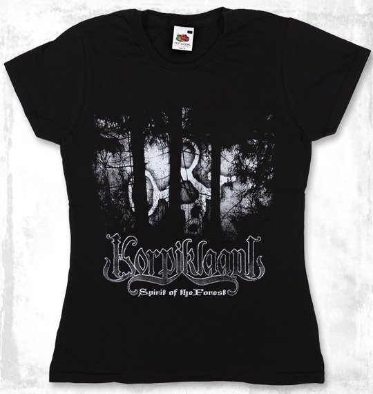 bluzka damska KORPIKLAANI - SPIRIT OF THE FOREST