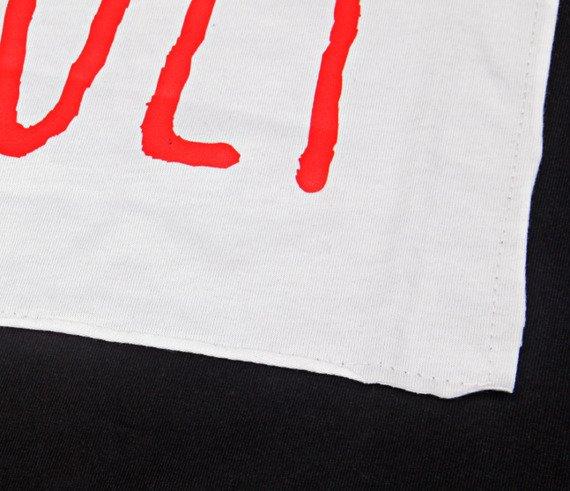 bluzka damska KULT - KULT [PATCH] czarna