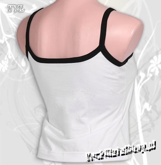 bluzka damska MADE IN HELL na ramiączkach