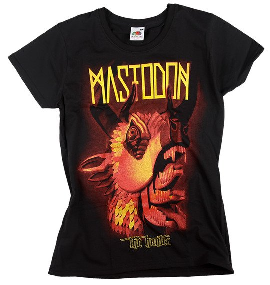 bluzka damska MASTODON - THE HUNTER
