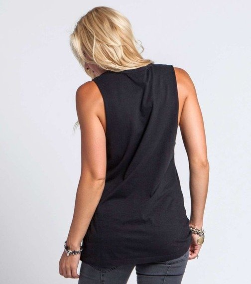 bluzka damska METAL MULISHA - CANDID czarna