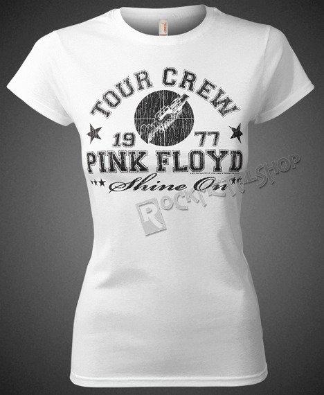 bluzka damska PINK FLOYD - TOUR CREW 1977