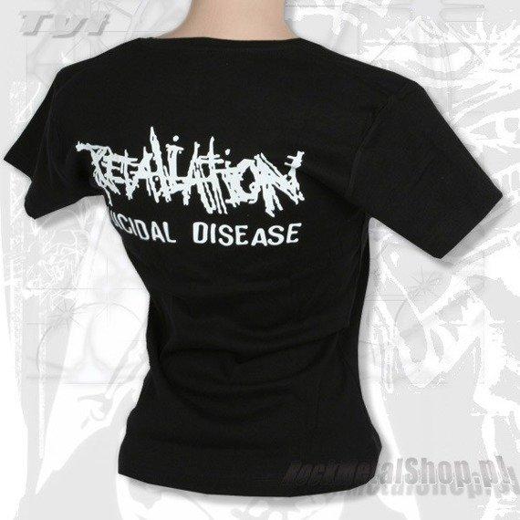 bluzka damska RETALIATION - SUICIDAL DISEASE
