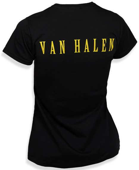 bluzka damska VAN HALEN
