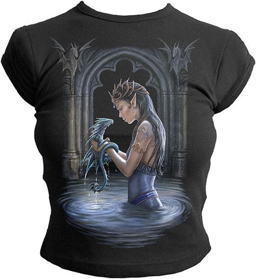 bluzka damska WATER DRAGON krótki rękaw