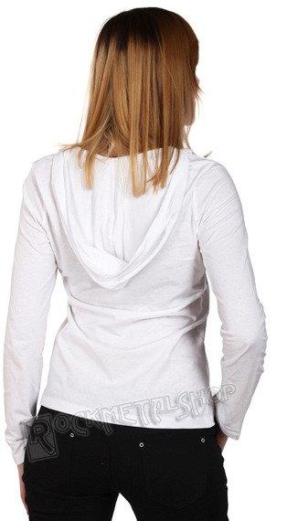 bluzka damska z kapturem BLACK VEIL BRIDES - DESTROY