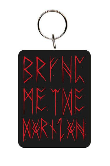 brelok BRING ME THE HORIZON - LOGO RED