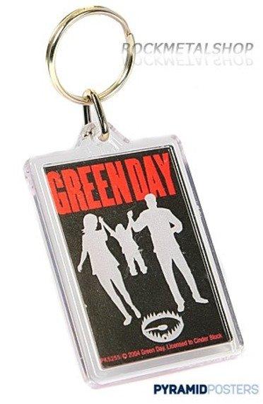 brelok GREEN DAY PK5255