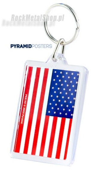 brelok do kluczy FLAG - STARS 'N' STRIPES (PK8149)