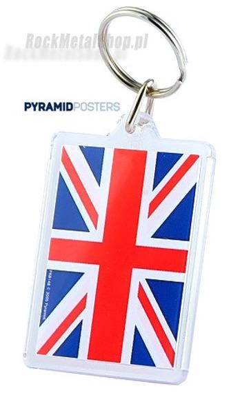 brelok do kluczy FLAG - UNION JACK (PK8148)