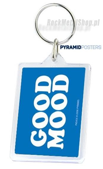 brelok do kluczy GOOD MOOD / BAD MOOD (DOUBLE SIDED) (PK5416)