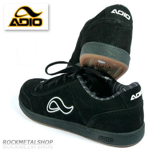 buty ADIO - THE CLASSIC black-black-gum
