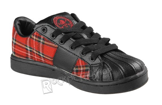 buty DRAVEN - DP DISASTER plaid (MC1600)