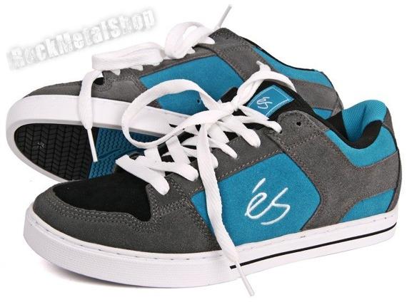 buty ES - CESSNER (GREY/BLACK/BLUE) '11
