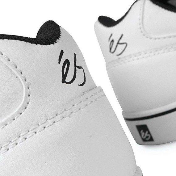 buty ES - SLANT (WHITE/BLACK)