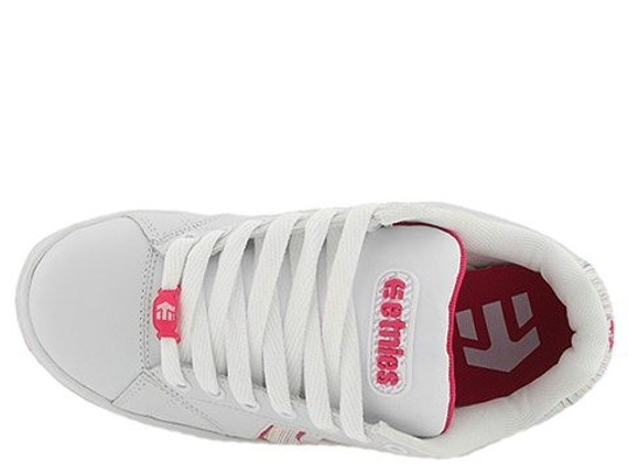 buty damskie Etnies -Cinch White/White/Pink