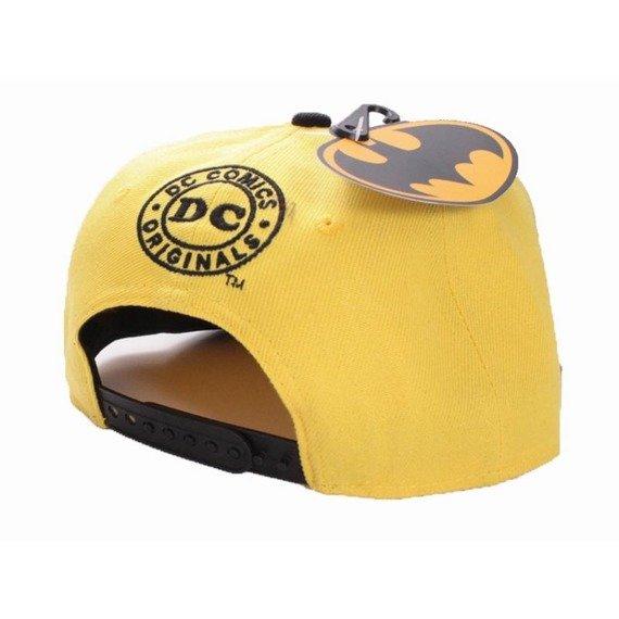 czapka BATMAN - BASIC YELLOW