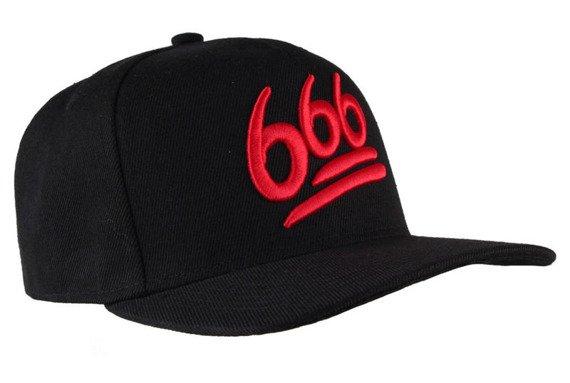 czapka BLACK CRAFT - KEEP IT 666