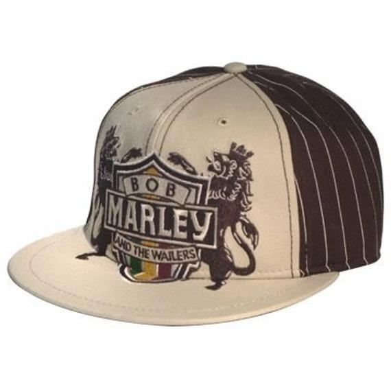 czapka BOB MARLEY - EMBROIDERED MARLEY CREDT