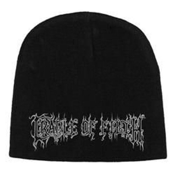 czapka CRADLE OF FILTH - LOGO, zimowa