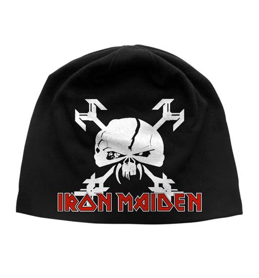 czapka IRON MAIDEN - THE FINAL FRONTIER, zimowa