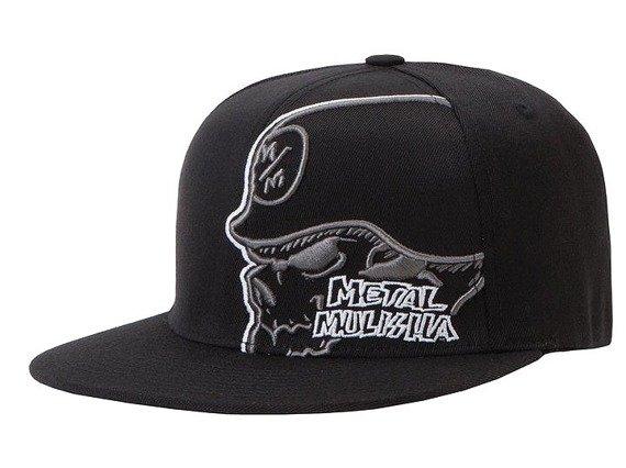 czapka METAL MULISHA - CHASER black