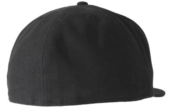 czapka METAL MULISHA - FLARE black
