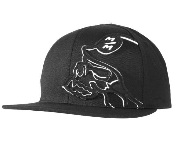 czapka METAL MULISHA - PRIVATE black
