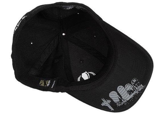 czapka MY CHEMICAL ROMANCE Black Flex Cap