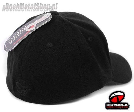 czapka SHADOWS FALL - BLACK FLEX CAP