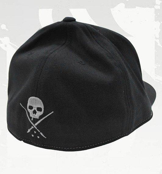 czapka SULLEN - HORROR CITY black/grey