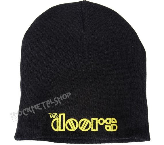 czapka THE DOORS - LOGO, zimowa