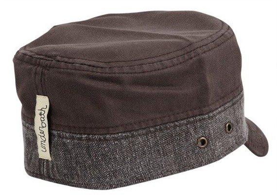 czapka UNDEROATH - BROWN CADET
