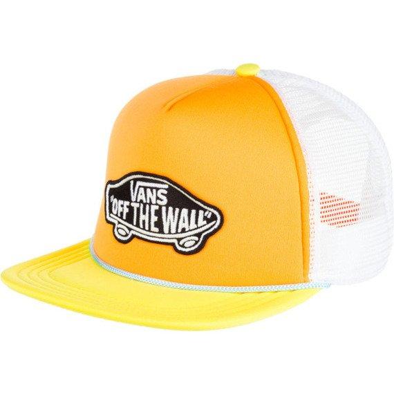czapka VANS - CLASSIC MOCK ORANGE