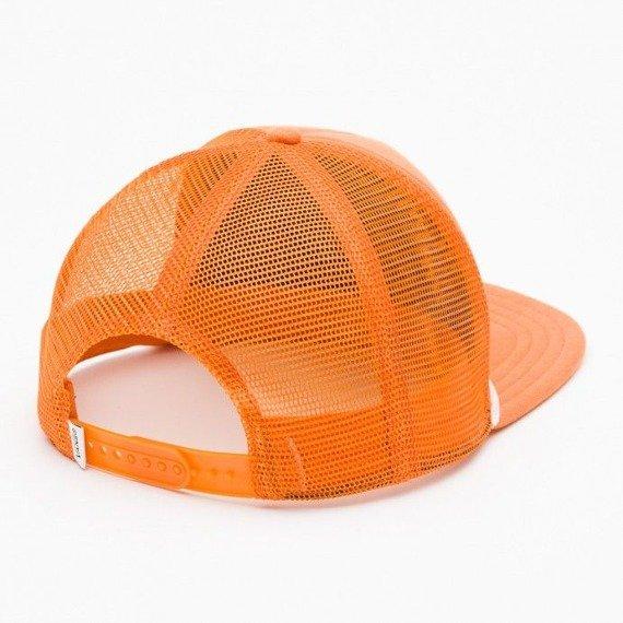 czapka VANS - CLASSIC PATCH SUNFADE ORANGE