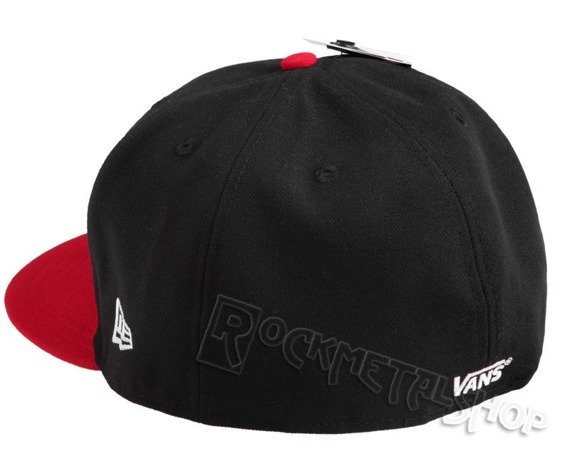 czapka VANS - DROP V NEW ERA BLACK/REIVENT