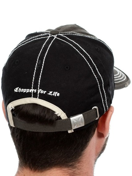 czapka WEST COAST CHOPPERS - DEATH PROOF