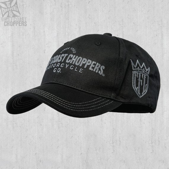 czapka WEST COAST CHOPPERS - WCC WING LOGO