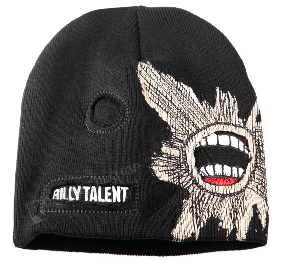 czapka zimowa BILLY TALENT