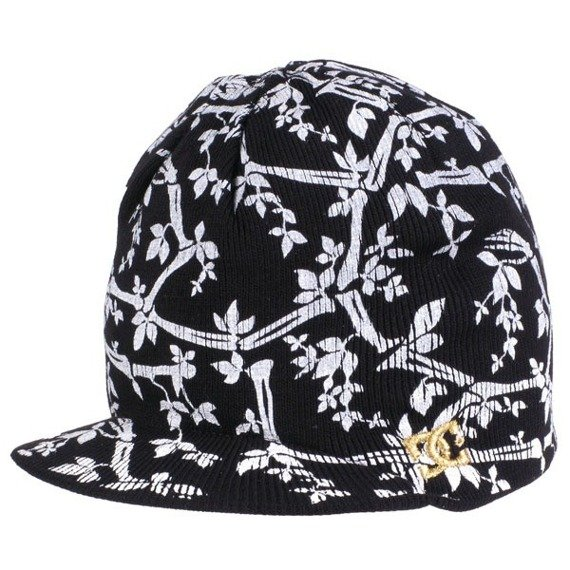 czapka zimowa DC- Extension (BLACK)